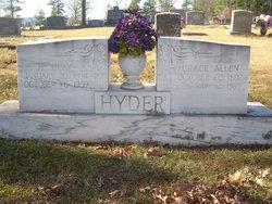Grace <i>Allen</i> Hyder