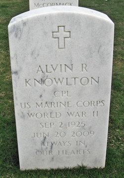 Alvin R Knowlton