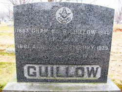 Charles R Guillow