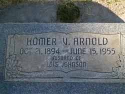 Homer V Arnold