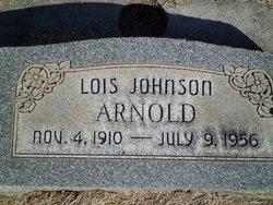Lois <i>Johnson</i> Arnold