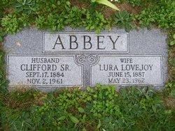 Lura <i>Lovejoy</i> Abbey