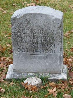 Addison S. Barker