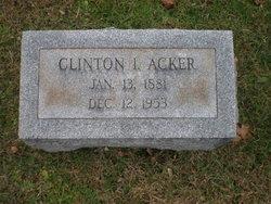 Clinton I. Acker