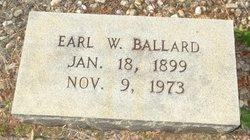 Earl W Ballard