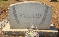 Mary Debbie <i>Cashion</i> Ballard