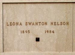 Leona M <i>Scott</i> Nelson