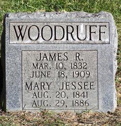 Mary Jessee Woodruff