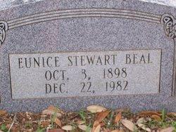 Eunice <i>Stewart</i> Beal