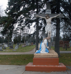 Saint Mary's Parish Cemetery