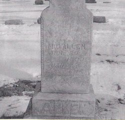 Mary C. <i>Bunnell</i> Allen