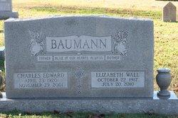 Charles Edward Baumann