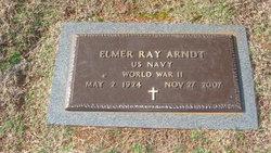 Elmer Ray Arndt
