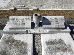 Henry Brooks Akins