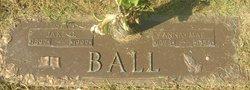 Anna M <i>Cline</i> Ball