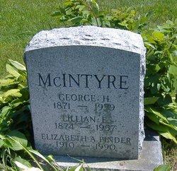 George H. McIntyre