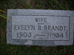 Evelyn B. Brandt