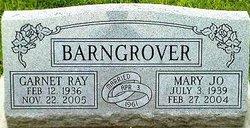Mary Jo <i>Elsbury</i> Barngrover