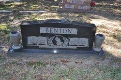 Lucy <i>Conner</i> Benton