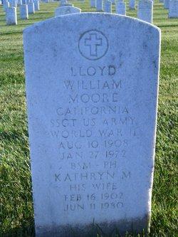 Lloyd William Moore