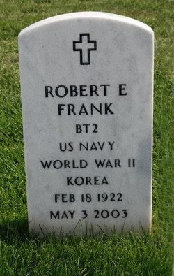 Robert E Frank