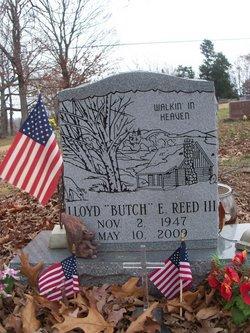 Lloyd Everette Butch Reed, III