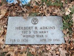 Herbert R Adkins