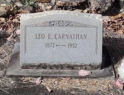 Leo Edward Carnathan