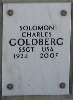 Solomon Charles Goldberg