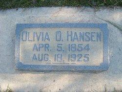 Caroline Olevia <i>Olsen</i> Hansen