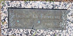 Lucretia Kay Fairweather