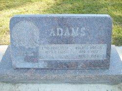 Roland Dorius Adams