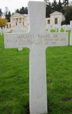 PFC August Beam, Jr