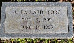James Ballard Fore