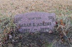 Sarah Ruth <i>Sexton</i> Adkins