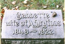 Babbette Dryfoos