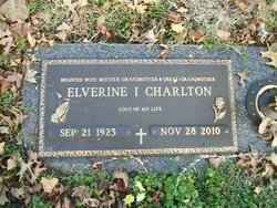 Elverine I. Rene <i>Isaacs</i> Charlton