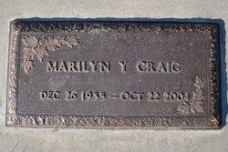 Marilyn Y Craig