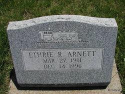 Ethrie R. Arnett