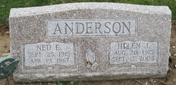Helen Jeannete <i>Hoover</i> Anderson
