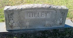 Edith <i>Lance</i> Tilley