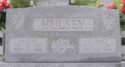Ernestine <i>Braden</i> Hulsey