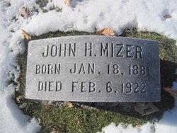 John Henry Mizer