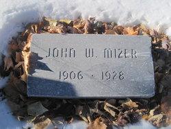 John W Mizer