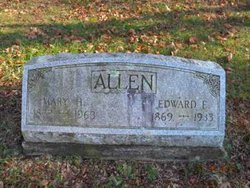 Mary <i>Wellman</i> Allen