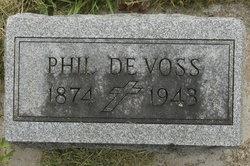 Phillip Phil De Voss