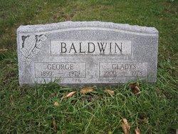Gladys <i>Cook</i> Baldwin