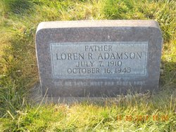 Loren Roscoe Adamson