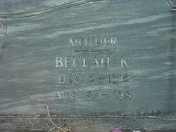 Martha Beulah <i>Kilpatrick</i> Raxter