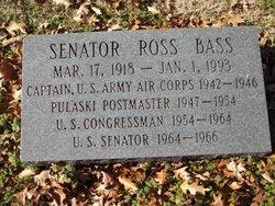 Ross Bass